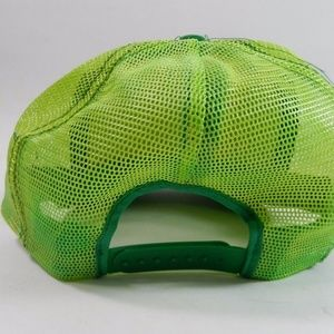 Quaker State Racing Accessories - Quaker State Racing Hat Mesh Back Trucker Snapback